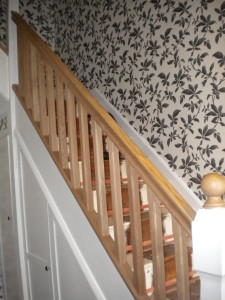 Stairs refurbished to suit your requirements