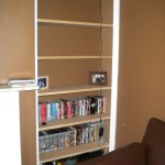 Shelving built to fit any area