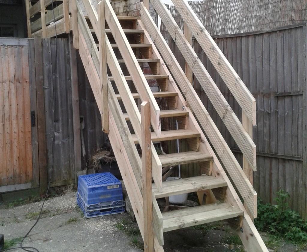 bristol stairs